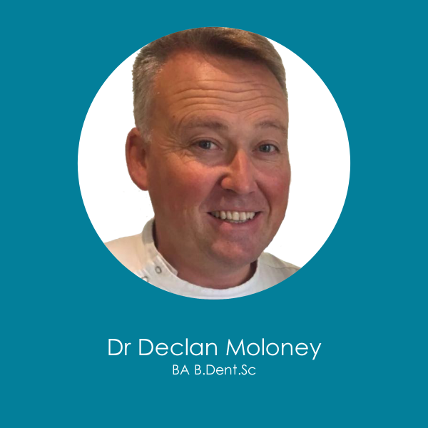 Dr Declan Moloney BA B.Dent.Sc